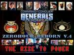 Command & Conquer: Generals Zero Hour - The Rise to Power